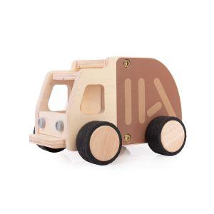 Plywood Garbage Truck